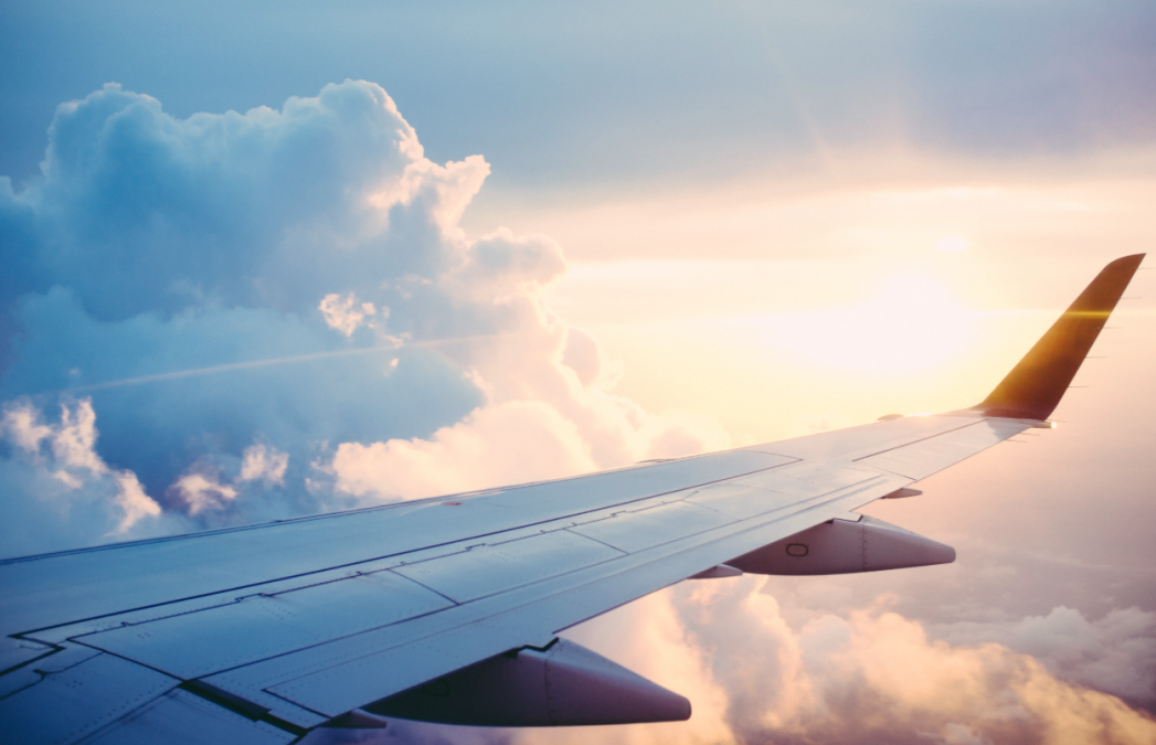 3 Steps to Healthy Skin at 30,000 Feet