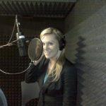 Nicki Carrea - Fortune 500 recording session